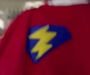 Jestę superbohaterę, mamo!