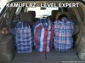 Kamuflaż - level expert