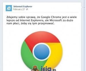 Cała prawda o Internet Explorerze