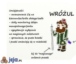 Wróżul - Osiedlowy czarodziej