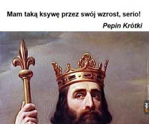 Pepin KRÓTKI