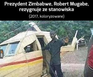 Tymczasem w Zimbabwe