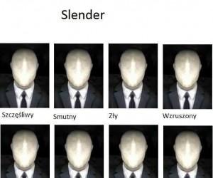 Różne oblicza Slendera