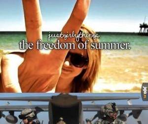 Wakacyjna wolność