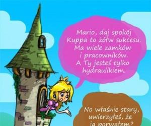 Mario poznaje straszliwą prawdę