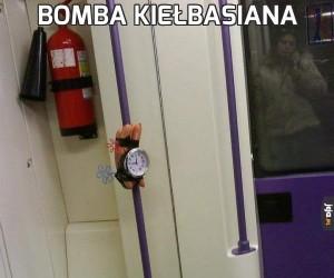 Bomba kiełbasiana