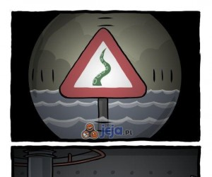 Ostrzeżenie dla łodzi podwodnej