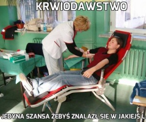 Krwiodawstwo