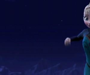 Elsa... Ty w końcu kogoś zabijesz!