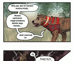 Kangur dusiciel: Historia prawdziwa