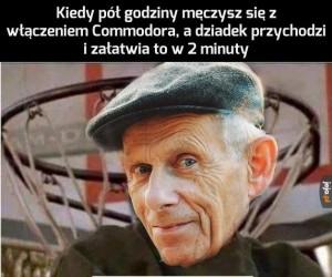 Dziadek dobra rada