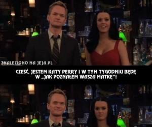 Katy Perry w serialu
