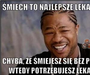 Śmiech to najlepsze lekarstwo