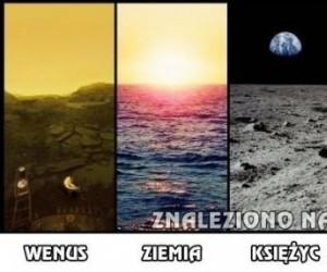 Niezwykły świat kosmosu