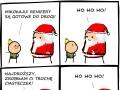 Mikołaju, trzeba się wyluzować