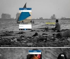 Zdjęcia, które zakrzywiają rzeczywistość