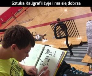 Piękne pisanie