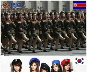 Koreańskie kobiety jednak się różnią