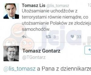 Oj, panie Tomaszu..