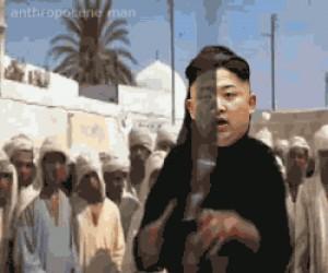 Korea vs. USA