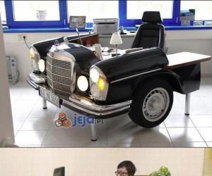 Samochodowe biurka