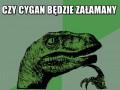 Załamany Cygan?