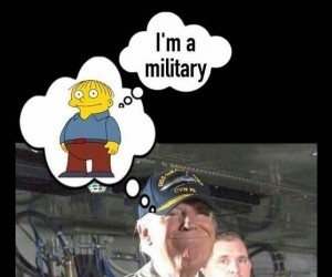 Jestem wojskowym, yay!