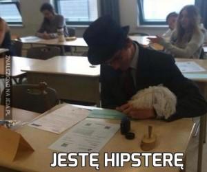 Jestę hipsterę