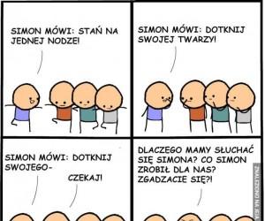 Simon mówi