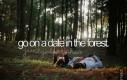 Randka w lesie