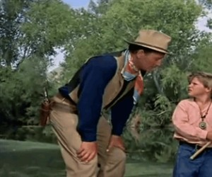 Chodź, pokażę ci jak łowić ryby!