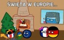 Święta w Europie...