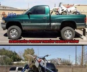 Meksykańscy przemytnicy