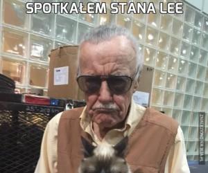 Spotkałem Stana Lee
