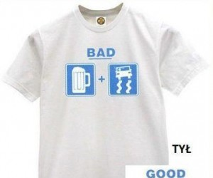 Koszulka z dobrymi radami