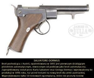 Mało znana lub zapominana broń palna