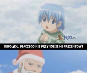 Mikołaj prawdę Ci powie