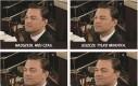Leonardo DiCaprio, gdy znowu nie dostał Oskara