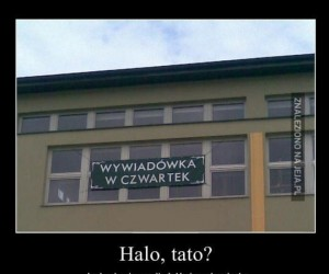 Halo, tato?