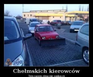 Chełmskich kierowców