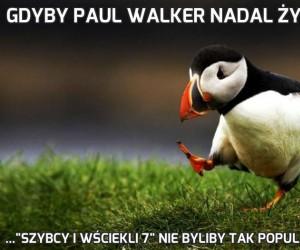 Gdyby Paul Walker nadal żył...