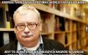 Andrzej Sapkowski otrzymał World Fantasy Award