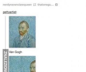 Czo ten Van Gogh?