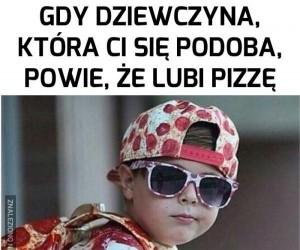 Pizza to moje życie