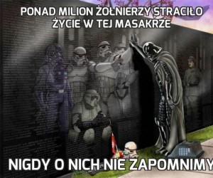 Ponad milion żołnierzy straciło życie w tej masakrze