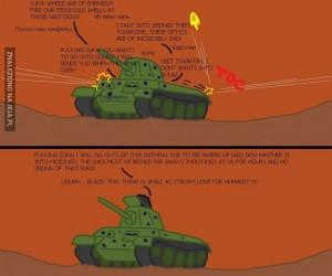 Nadal najlepszyj tank