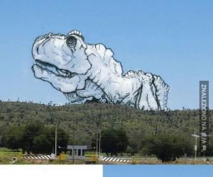 Artysta przemienia chmury w ilustracje