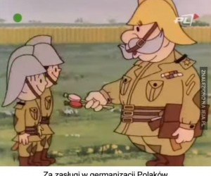 Bolek i Lolek po germanizacji