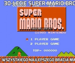 30-lecie Super Mario Bros