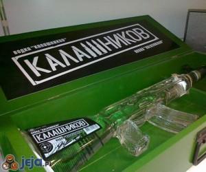 Wystrzałowa wódka - Kałasznikow